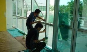 phim cách nhiệt chống nóng nhà kính